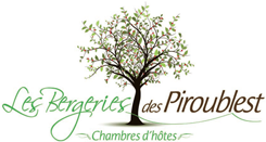 Les Bergeries des Piroublest – Chambres d'hôtes à Castellet dans le Vaucluse Logo