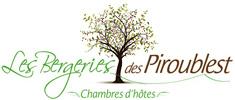 Les Bergeries des Piroublest – Chambres d'hôtes à Castellet-en-Luberon dans le Vaucluse Logo